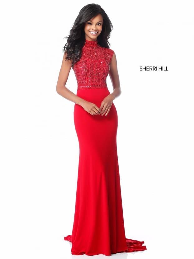 8d730b68ab Suknia wieczorowa  51876 - najnowsza propozycja od Sherri Hill