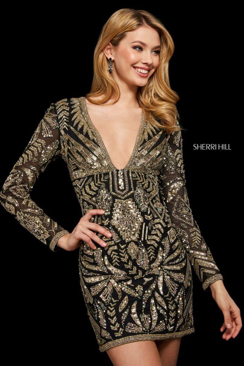 Sherri-Hill-53038-black-gold-44315
