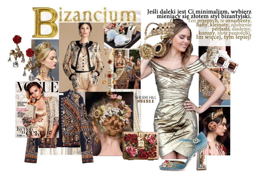 Jak się ubrać na karnawał - motyw bizancjum inspiracje przyjęcie w stylu dico jaka suknienka co włożyć na karnawał