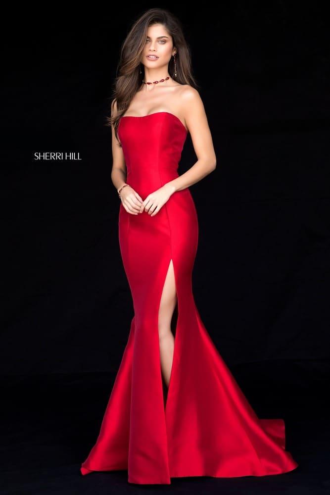 Sherri Hill 51671 suknia wieczorowa