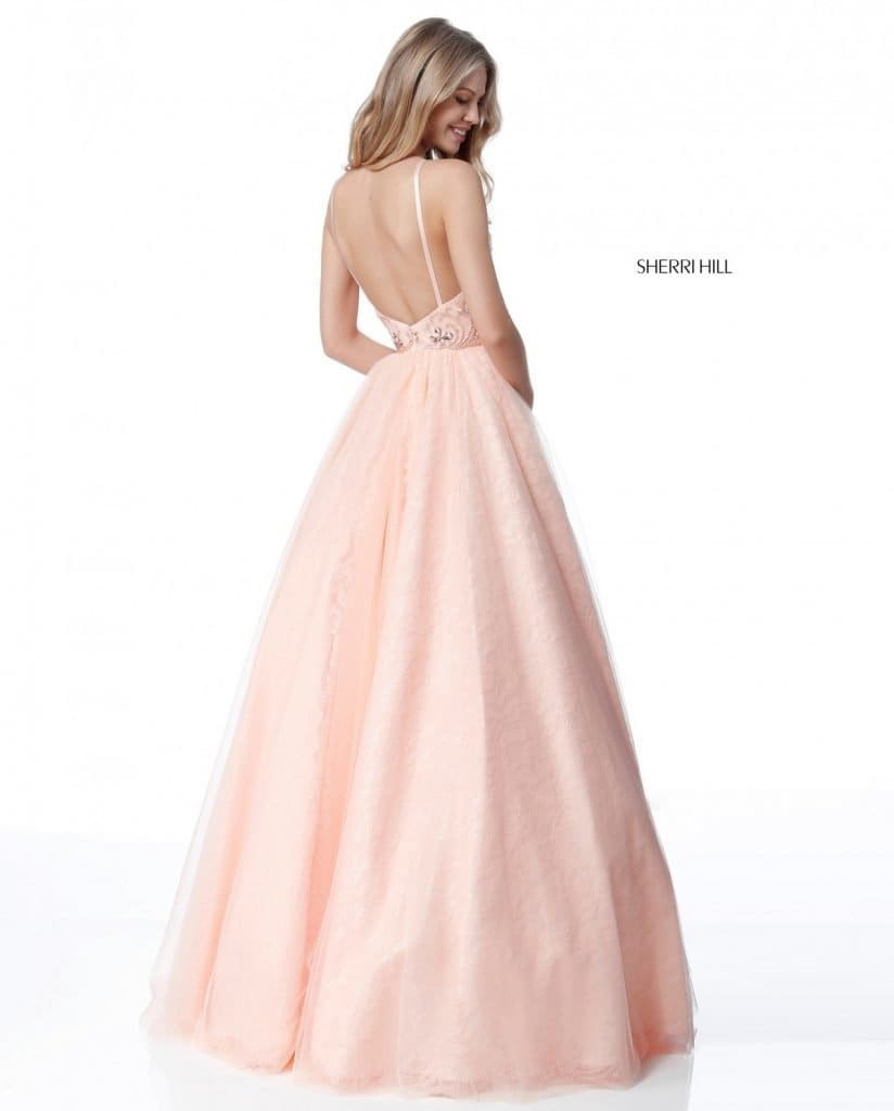 sherrihill-51702-peach-2-Dress-1-824x1024