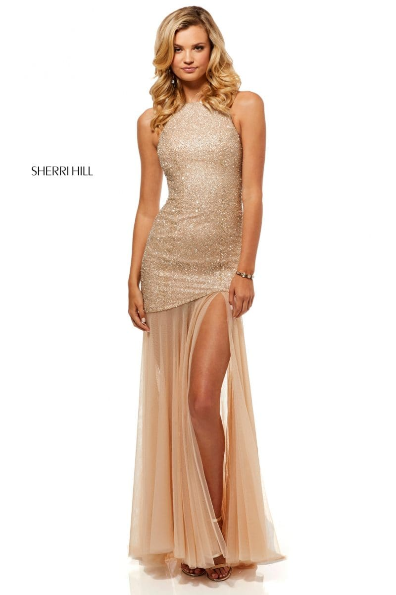 sherrihill-52520-nudesilver-dress-1