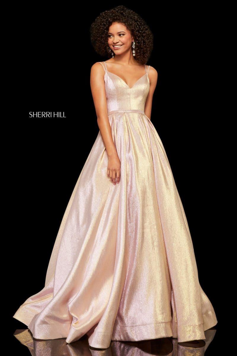 sherrihill-52755-rosegold-dress-6
